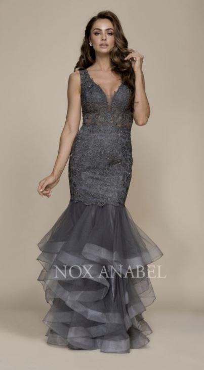 Wedding Dress 9829 - Dominique Levesque Bridal