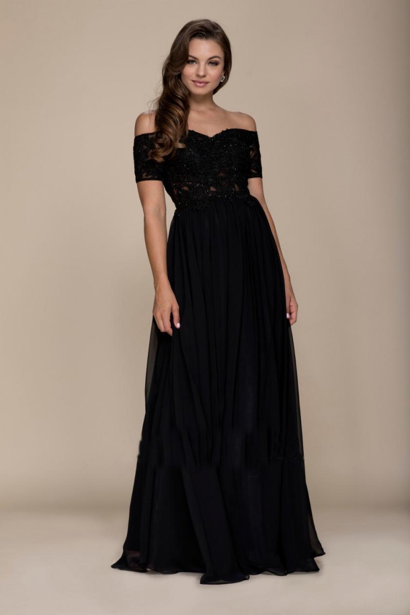 Wedding Dress NA160APROM - Dominique Levesque Bridal