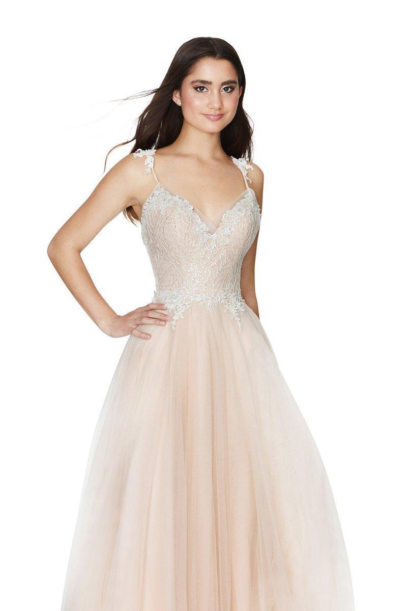 Wedding Dress A&A04002PROM - Dominique Levesque Bridal