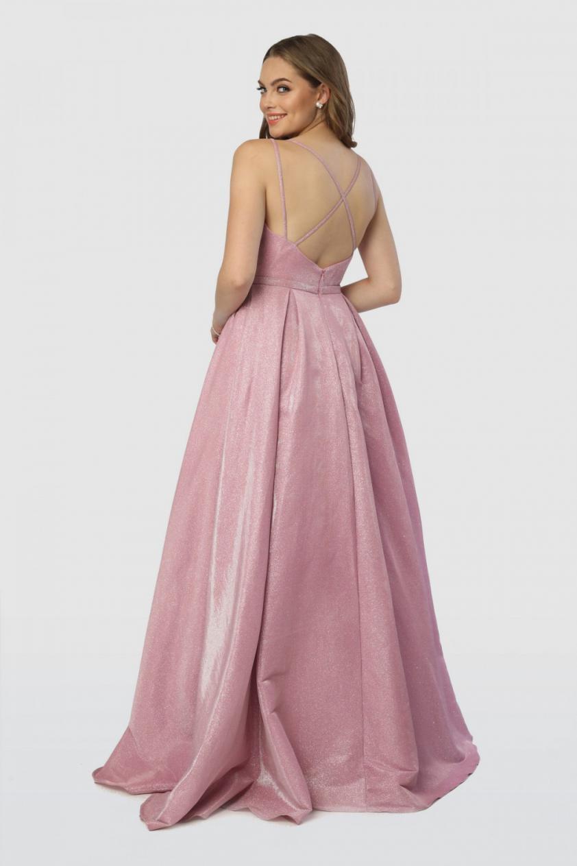 Wedding Dress NA822EPROM - Dominique Levesque Bridal