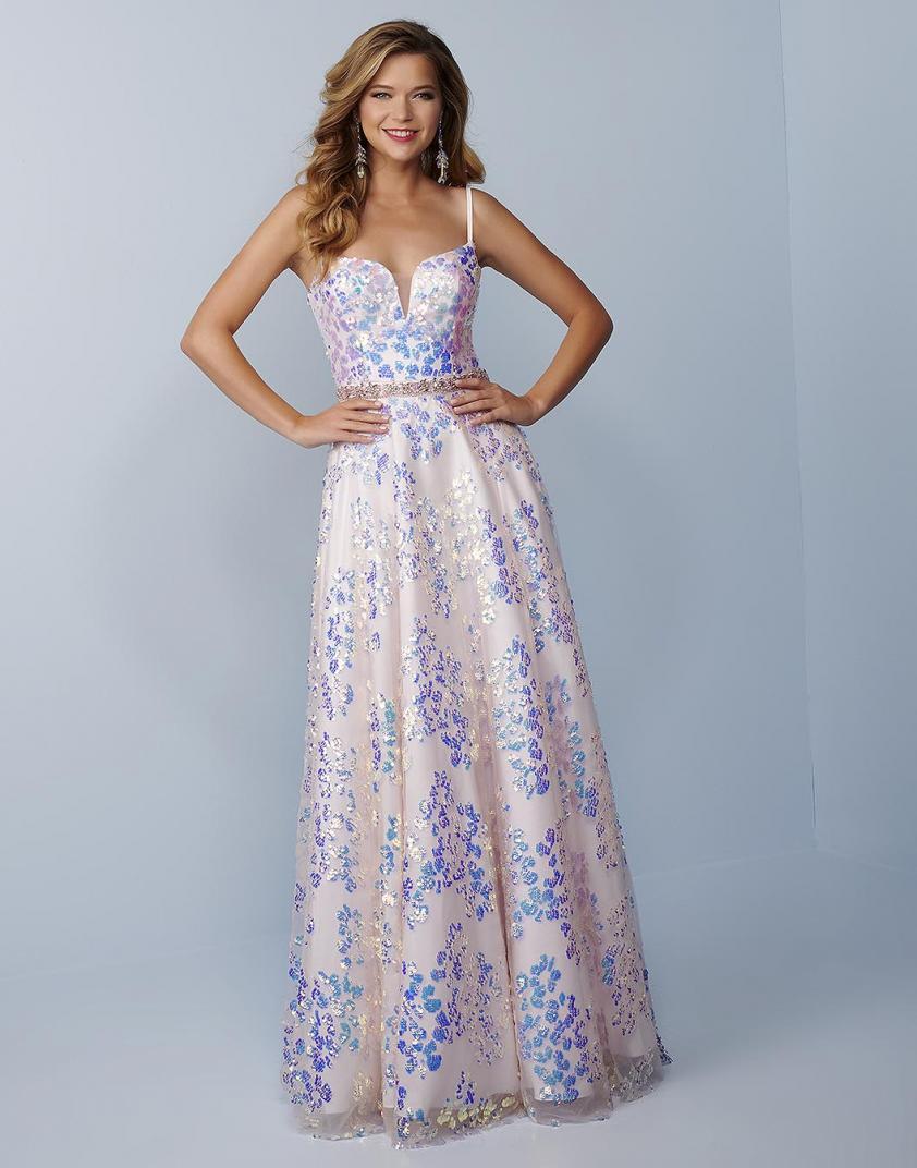 Wedding Dress SPP963KPROM - Dominique Levesque Bridal