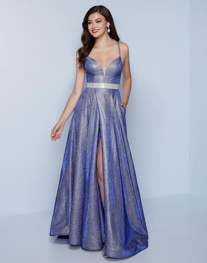Wedding Dress SPP393KPROM - Dominique Levesque Bridal
