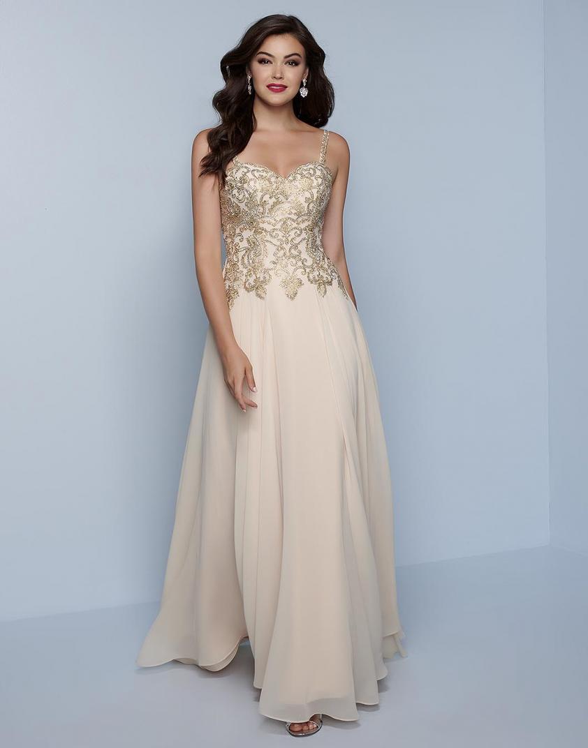 Wedding Dress SPP144KPROM - Dominique Levesque Bridal