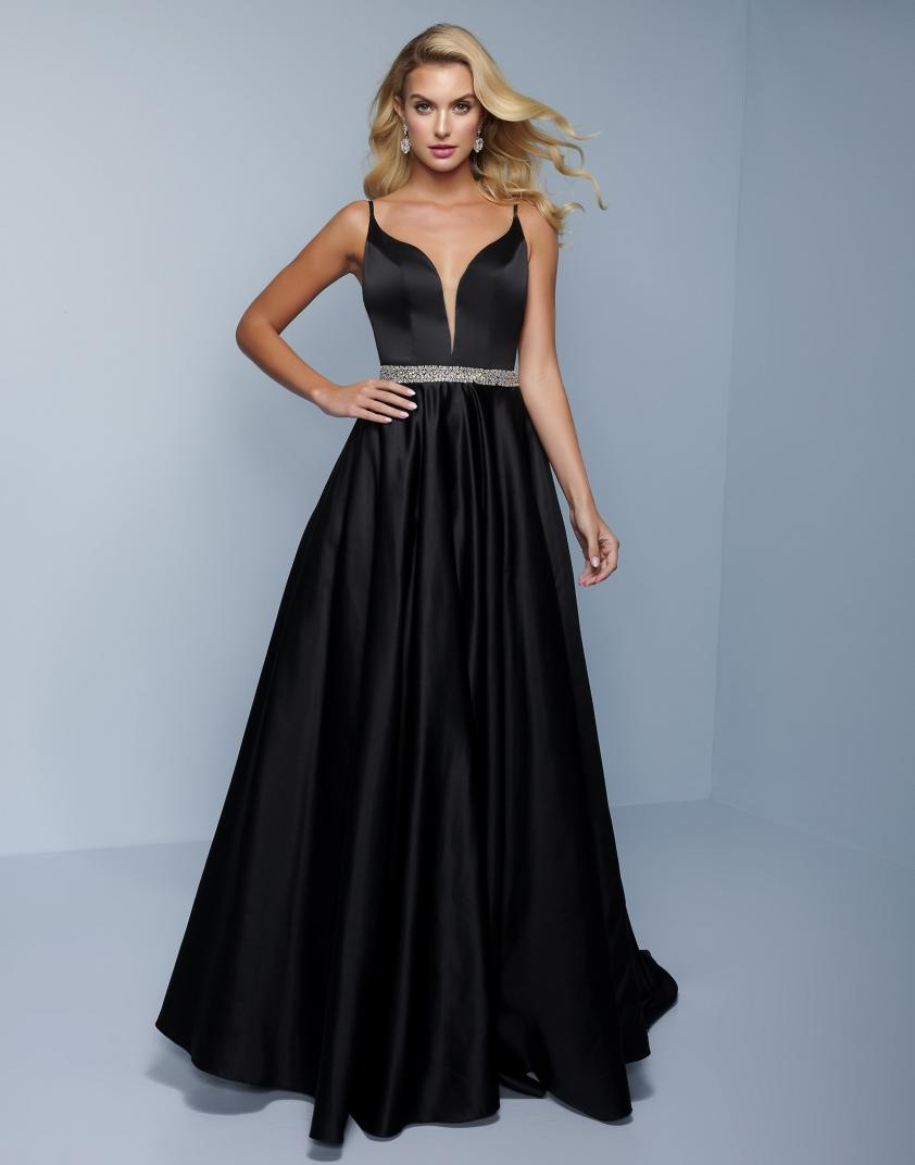 Wedding Dress SPP265KPROM - Dominique Levesque Bridal