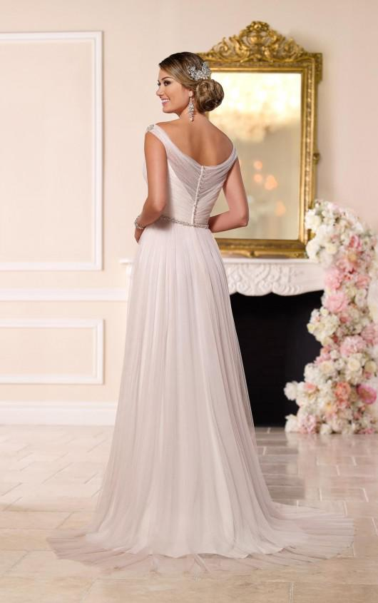 Wedding Dress 8948 - Dominique Levesque Bridal