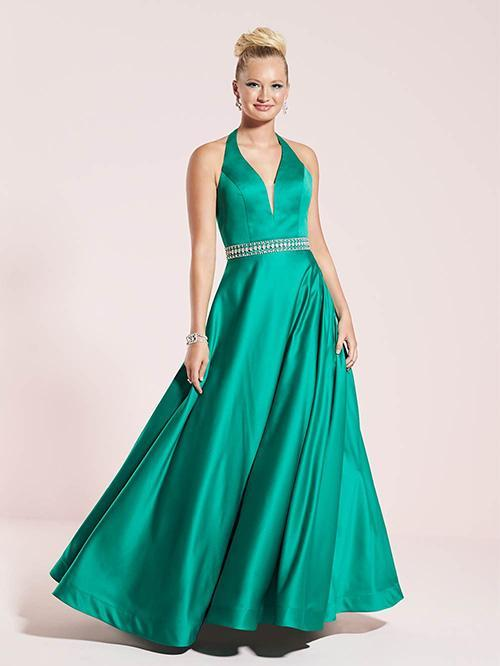 Wedding Dress EMJB17721PROM - Dominique Levesque Bridal
