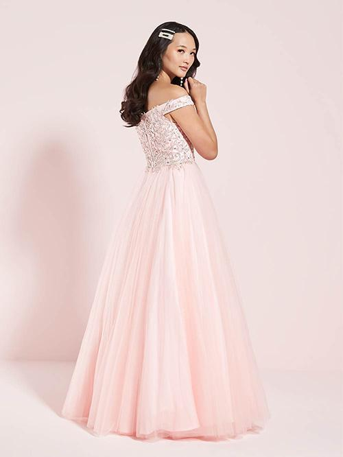 Wedding Dress EMJB58721Prom - Dominique Levesque Bridal