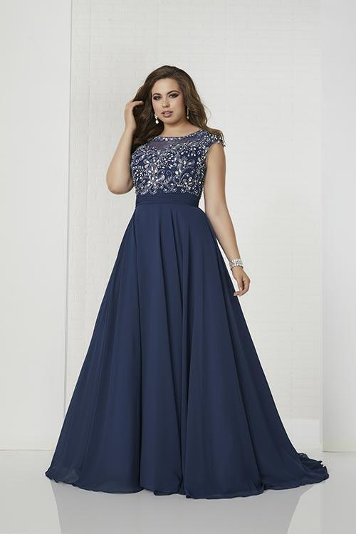Wedding Dress 9520 - Dominique Levesque Bridal