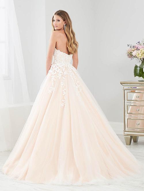 Wedding Dress EMJB02264PROM - Dominique Levesque Bridal