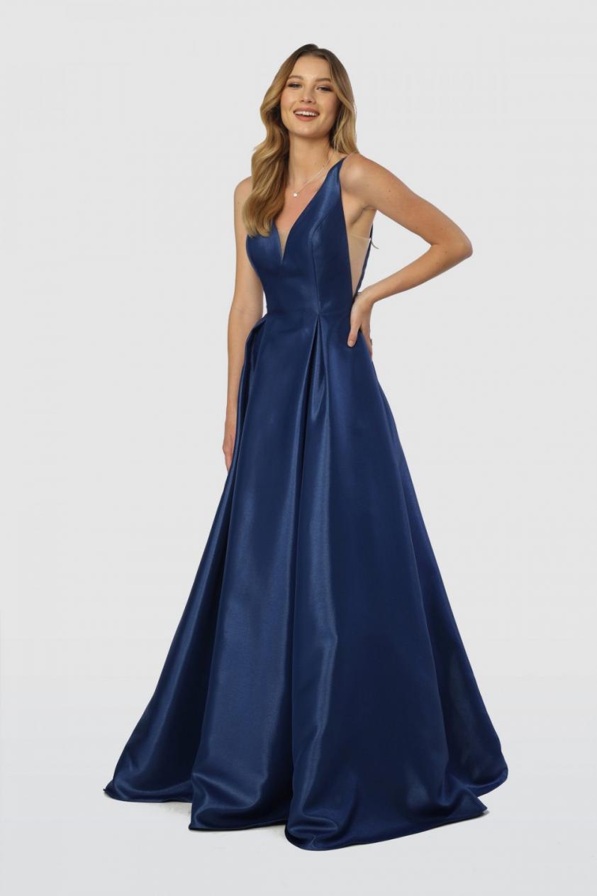 Wedding Dress NA651EPROM - Dominique Levesque Bridal
