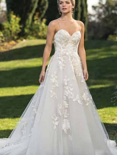 Wedding Dress CBC2332BG - Dominique Levesque Bridal