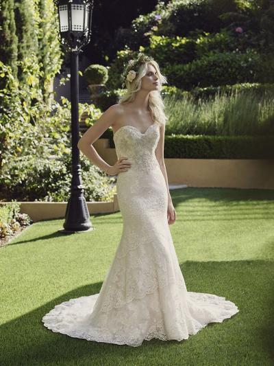 Wedding Dress 8960 - Dominique Levesque Bridal