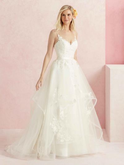 Wedding Dress 9421 - Dominique Levesque Bridal