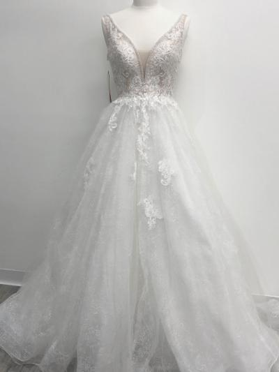 Wedding Dress Sabrina - Dominique Levesque Bridal