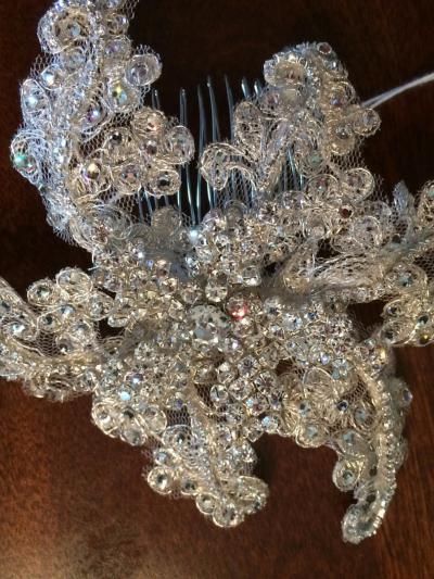 Wedding Dress 9147 - Dominique Levesque Bridal