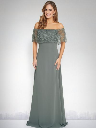 Wedding Dress 10011 - Dominique Levesque Bridal