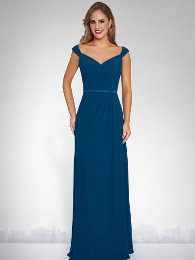 Wedding Dress 10015 - Dominique Levesque Bridal