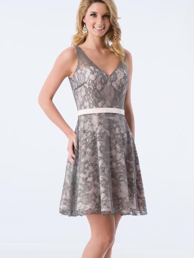 Wedding Dress 9648 - Dominique Levesque Bridal