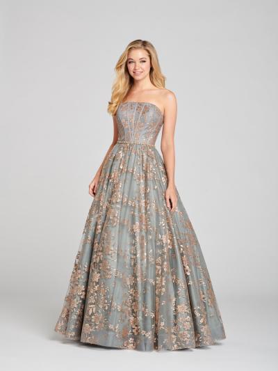 Wedding Dress mcp72121lcprom - Dominique Levesque Bridal
