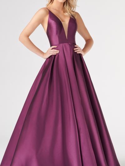 Wedding Dress MCP72891LCPROM - Dominique Levesque Bridal