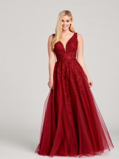 Wedding Dress MCP84022WEPROM - Dominique Levesque Bridal