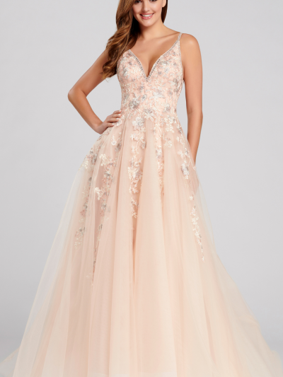 Wedding Dress MCP740021WEPROM - Dominique Levesque Bridal