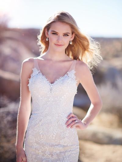 Wedding Dress MC211022BG - Dominique Levesque Bridal