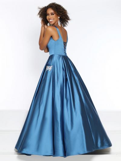 Wedding Dress 2T65002PROM - Dominique Levesque Bridal